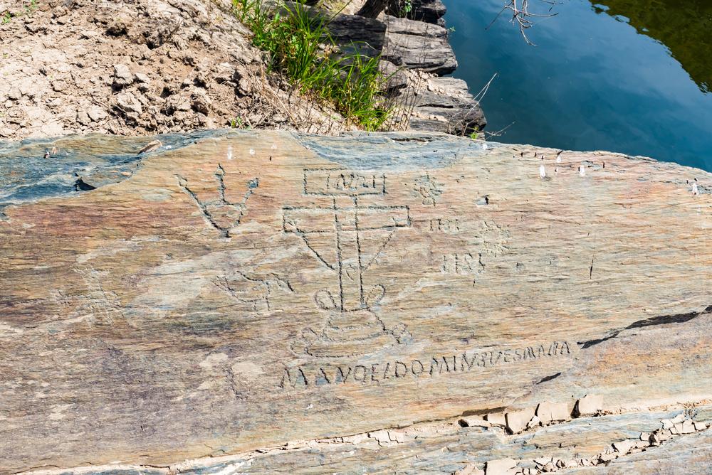 O Parque Arqueológico de Foz Côa é uma autêntico museu ao ar livre de arte paleolítica