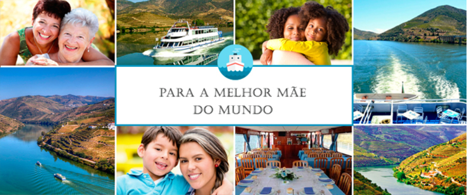 Um excecional programa para toda a família conhecer o melhor do Douro. E a Mãe viaja GRÁTIS!