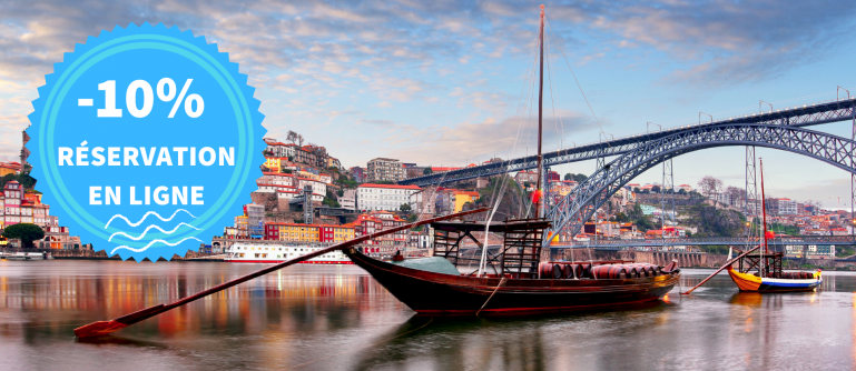 Croisière Douro 1 Jour 6 ponts