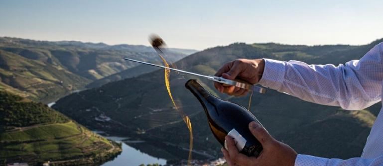 Tour sommelier au Douro