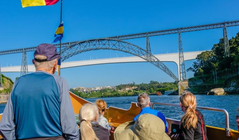 Atravesse as 6 pontes do Douro