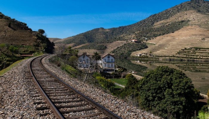 Visitar quintas do Douro é um sempre prazer imenso!