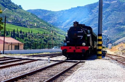 Comboio-Histórico-Regresso