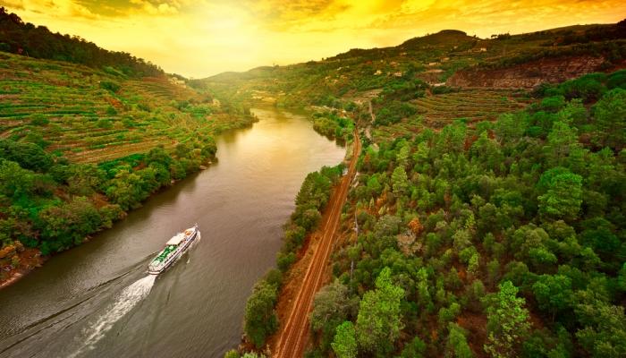 Siga a sugestão, e visite a Região do Douro a bordo de um cruzeiro