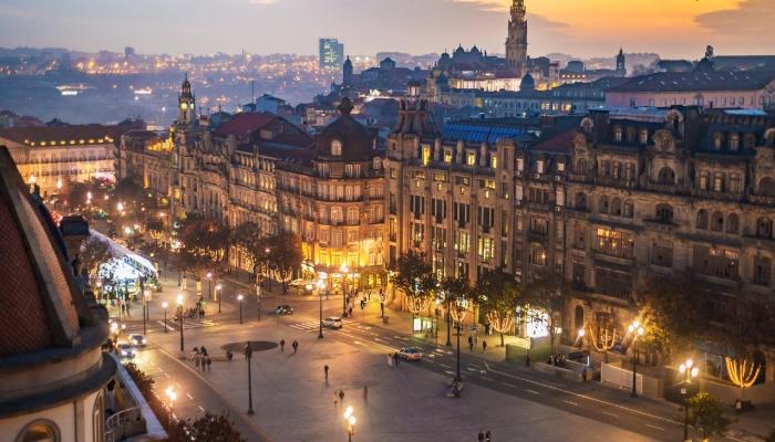 Primeira Razão: a magnífica e incomparável cidade do Porto