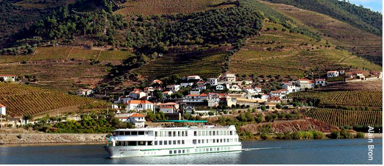 Cruzeiro de Réveillon em Navio Hotel: Douro Royal