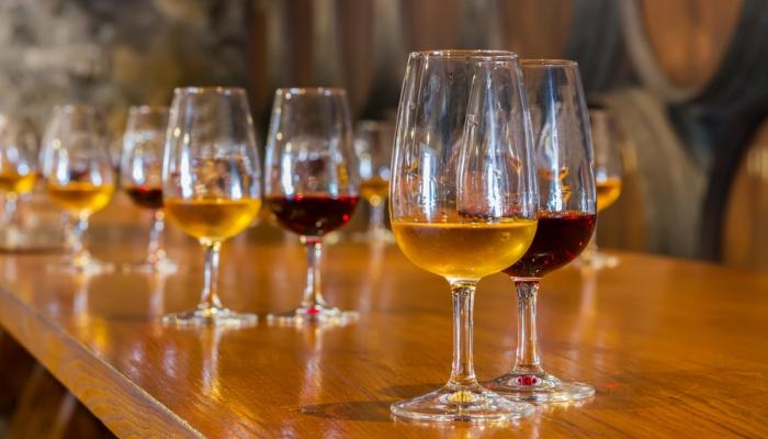 As visitas às Caves de Vinho do Porto terminam com uma deliciosa prova dos melhores Vinhos do Porto