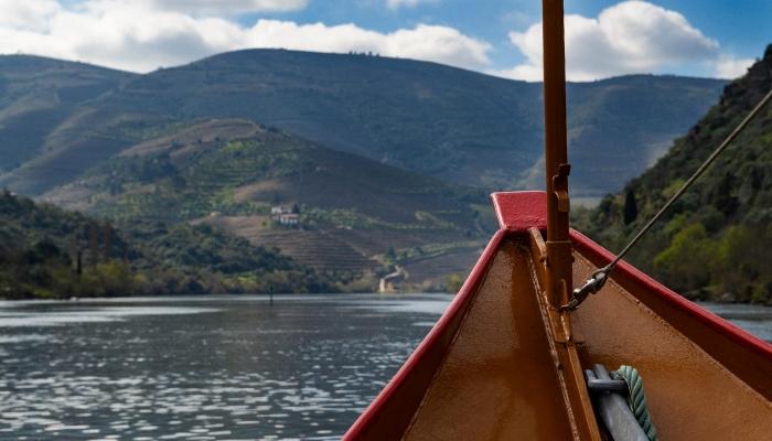 Um cruzeiro no Douro é uma das melhores experiências para descobrir a Região