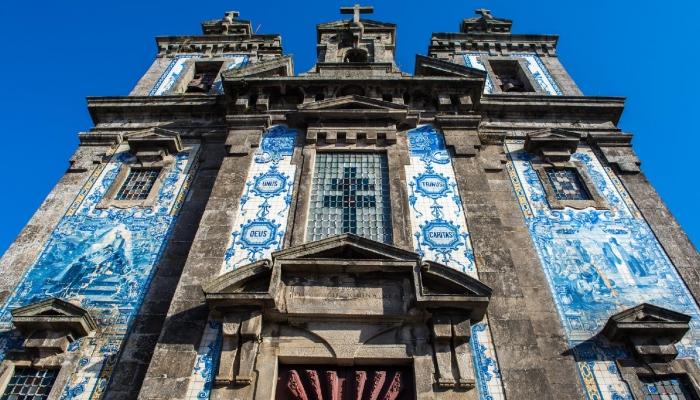 No centro histórico do Porto encontra-se os monumentos mais encantadores. Simplesmente mágico!