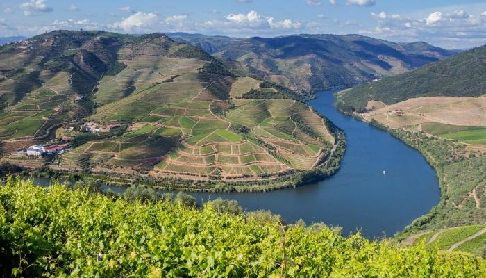 O Miradour do Casal de Loivos é considerado um dos mais belos miradouros do Douro.