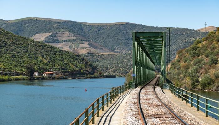 São João da Pesqueira situa-se nas margens do Rio Douro