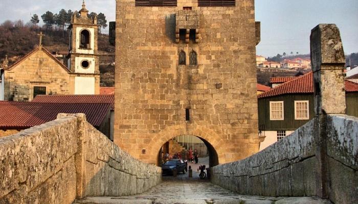 A bucólica Ucanha é já conhecida entre os turistas da região pelas suas icónicas Ponte Medieval e Torre de Ucanha