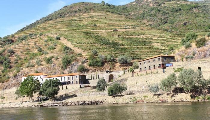 Quintas de Charme, localizadas nas encostas do Rio
