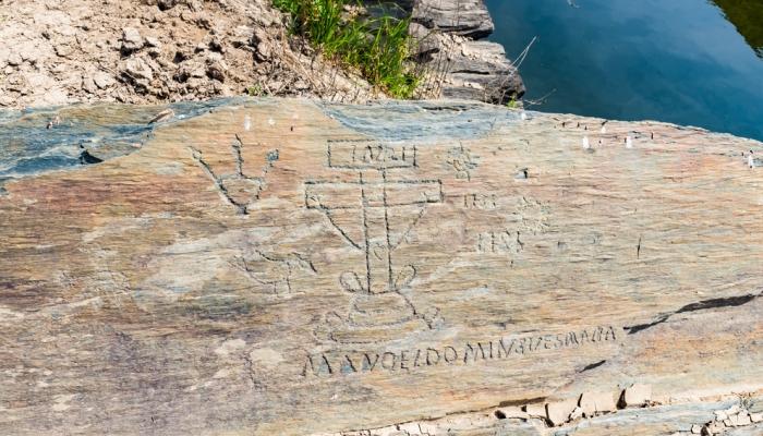 Descubra os segredos dos nossos antepassados com o pôr de sol em Foz Côa