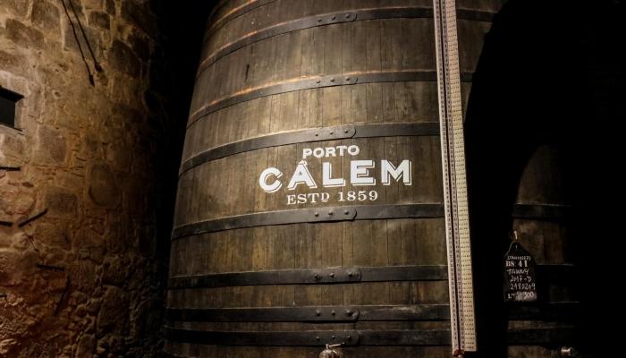 Nas suas origens a Porto Calém procurava produzir o melhor vinho do Porto para exportar.
