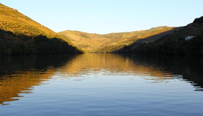 Começamos pela margem ribeirinha do Douro e terminamos o cruzeiro na cidade da Régua