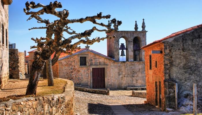 A encantadora Vila de Castelo Rodrigo
