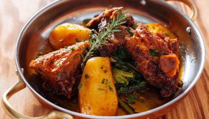 Para acompanhar todos, nada mais saboroso que a gastronomia duriense!