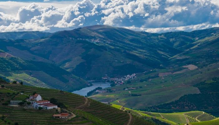Miradouro da Abelheira - Os Miradouros do Douro são incríveis e as suas paisagens arrebatadoras