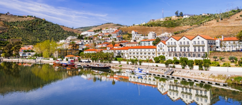 Cruzeiro Douro 1dia - Porto-Pinhão-Porto com-visita